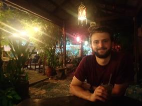 New Joe (our hostel) bar