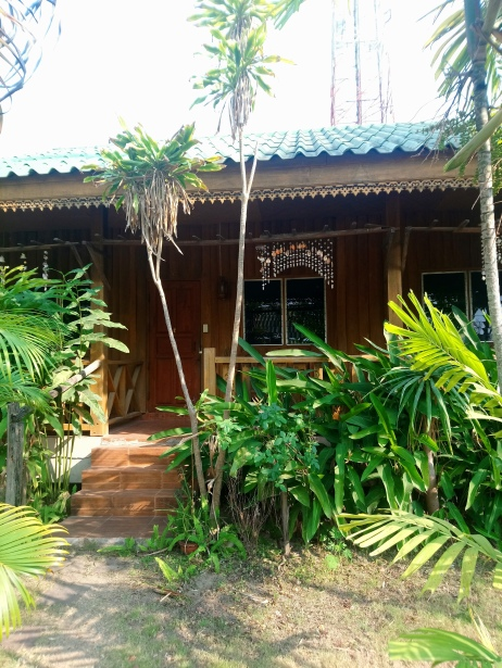 Our beautiful guesthouse, Pai Garden House