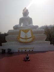 Chedi Phra That Mae Yen