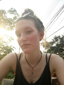 Walking Hotsprings to Pai Canyon - quick Pad Thai stop