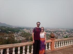 Beaut view over Myanmar