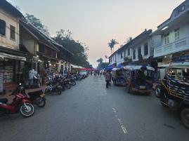 Luang Prabang walking street