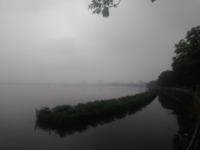 Drizzly West Lake