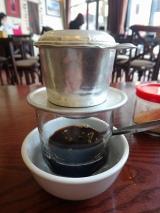 Vietnamese filter coffee