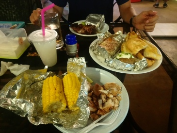Barbecue back in Sihanoukville
