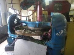 Tea factory rolling machine