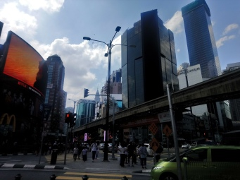 Bukit Bintang area